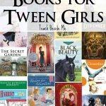 Best Books for Tween Girls