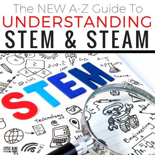 a-z guide to  understanding STEM