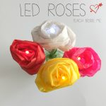 Valentine STEAM ~ LED Roses
