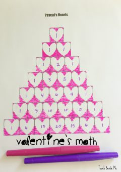 Valentine's Math – Pascal's Triangle