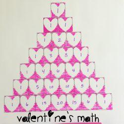 Valentine's Math – Pascal's Triangle