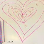 Valentine STEM ~ Cupid's Arrow Math Game