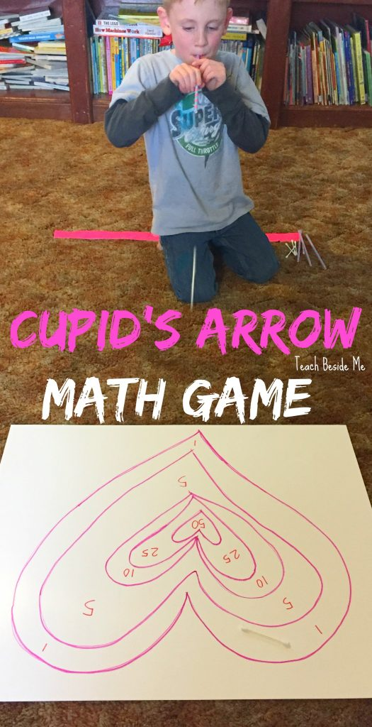Cupid's Arrow- Valentine's Day STEM Learning Game