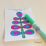 Random Acts of Kindness Coloring Notes for Kids