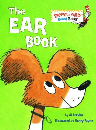 Ear book- sound waves for kids