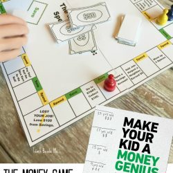 Teaching Money to Kids: The Money Game