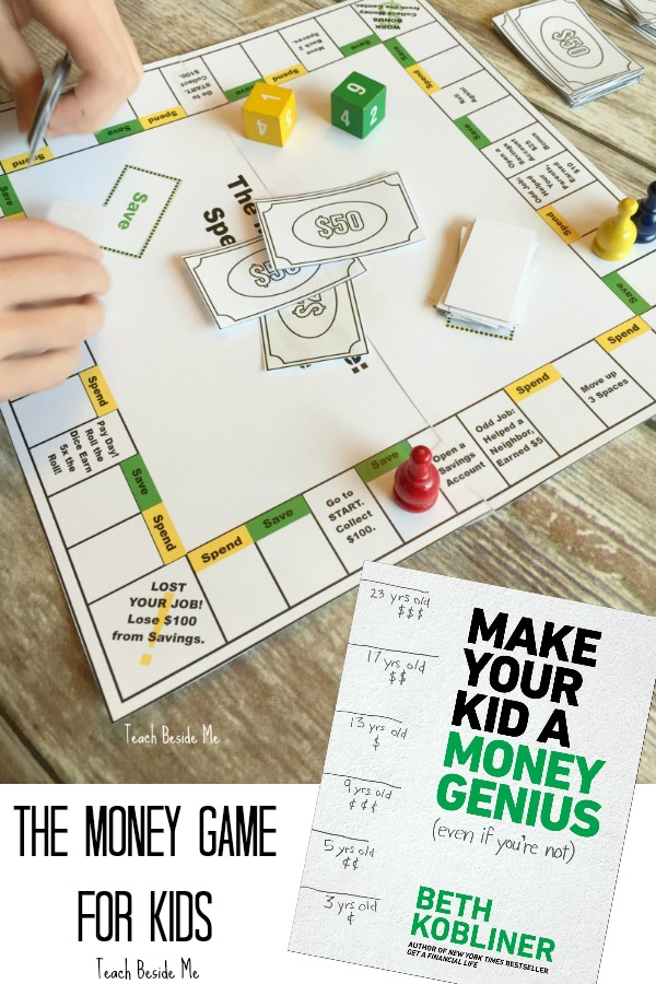Teaching Money to Kids: Make Your Kids a Money Genius