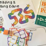 Dr. Seuss Hop on Pop Reading & Spelling Game
