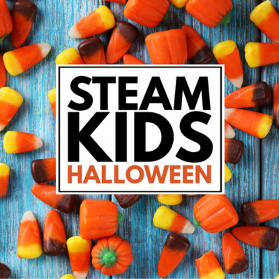 STEAM Kids Halloween Book