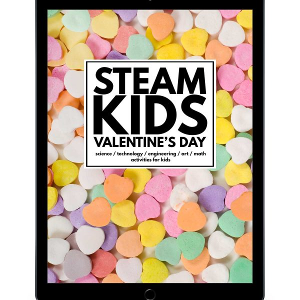 STEAM Kids Valentine's Day