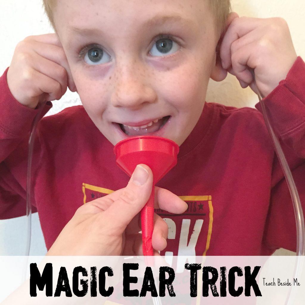 Super Fun Hearing Trick