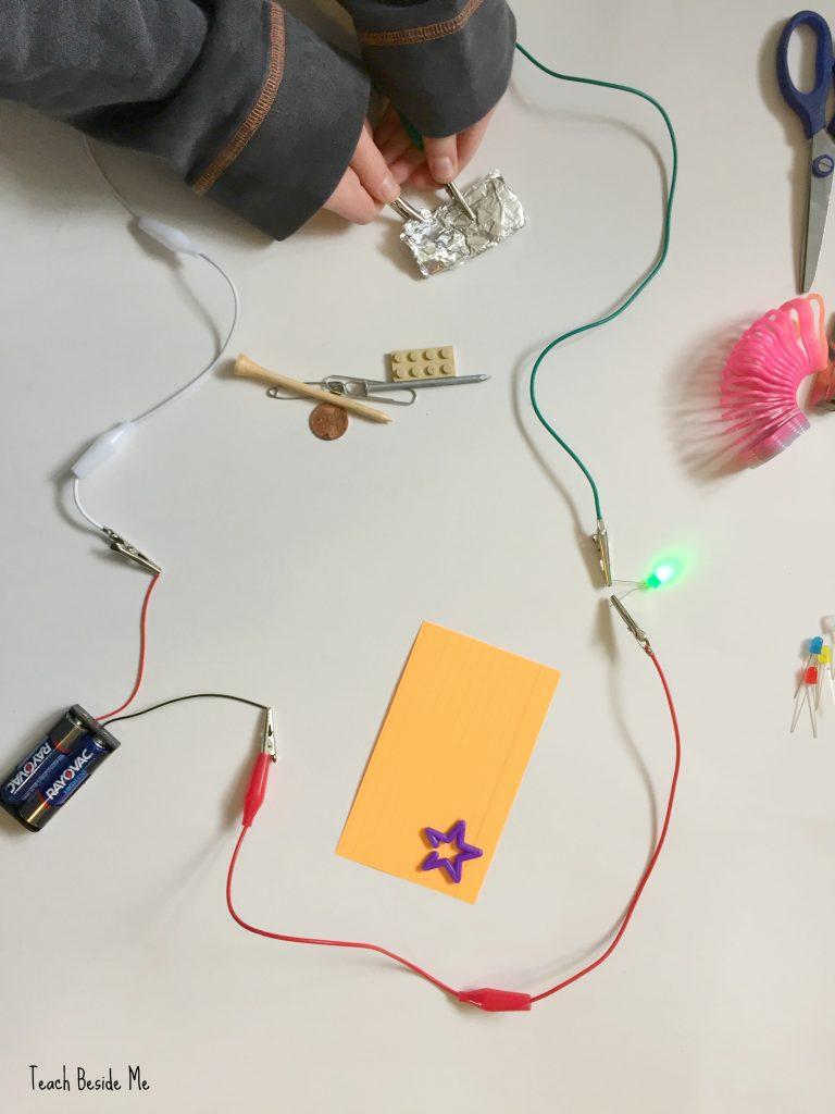 conductive experiment- STEM education