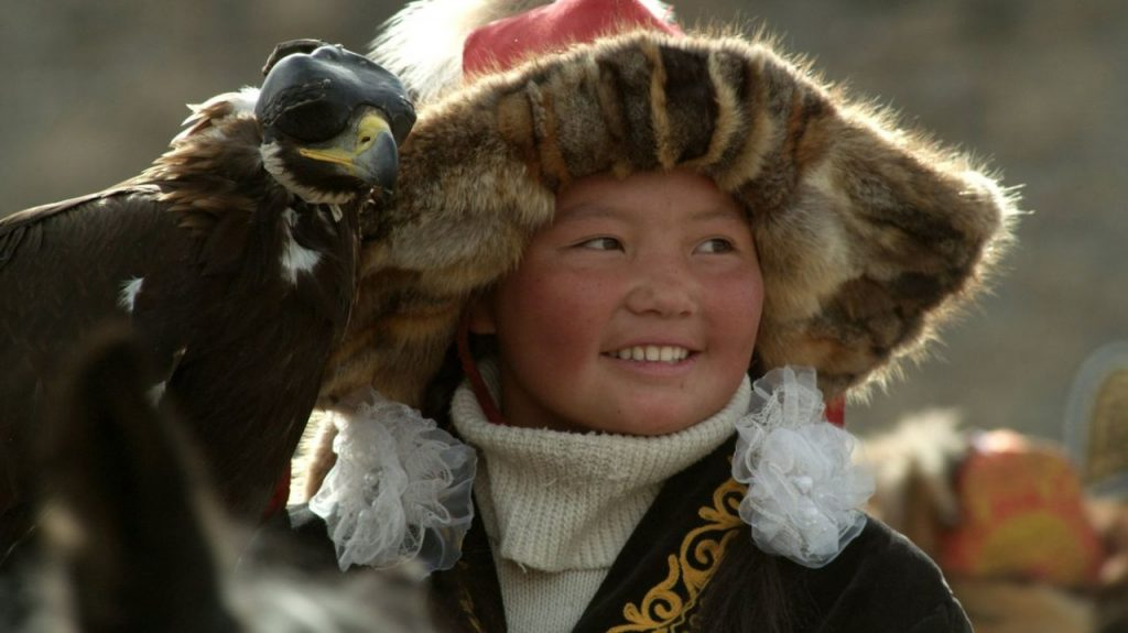 eagle huntress- empowered kids- full potential