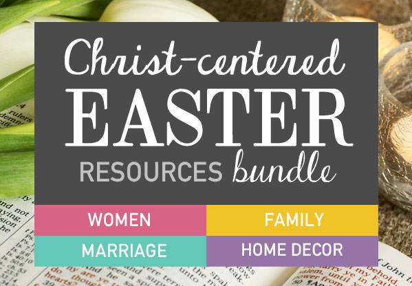 Bundle--Christ-Centered-Easter-Resources