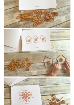 Pretzel Patterns Printable Book