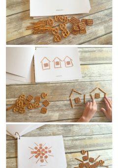 Pretzel Patterns Printable Book