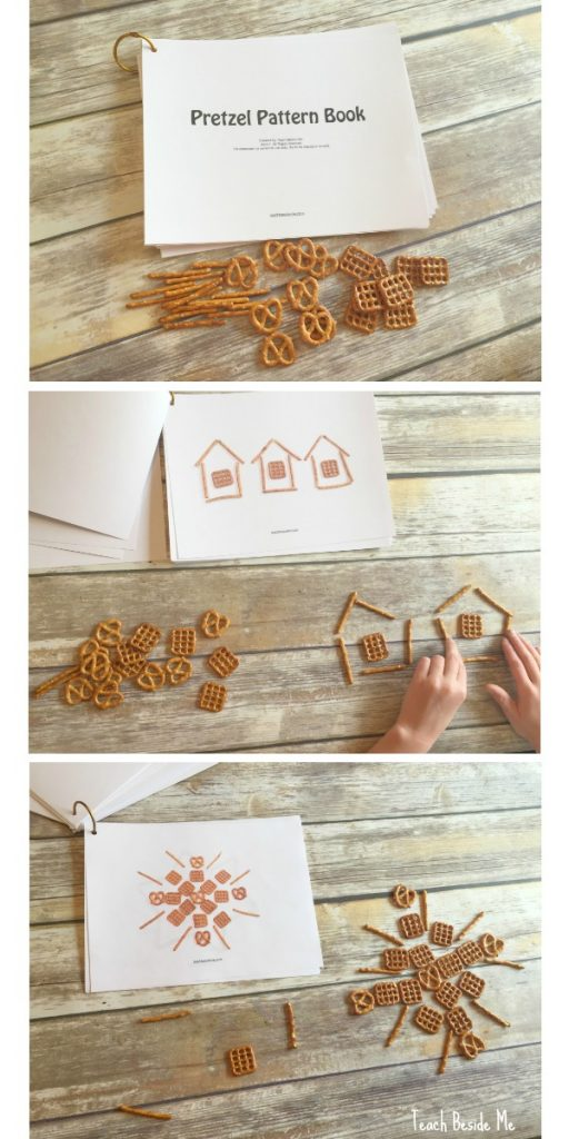 Pretzel Pattern Book Printable