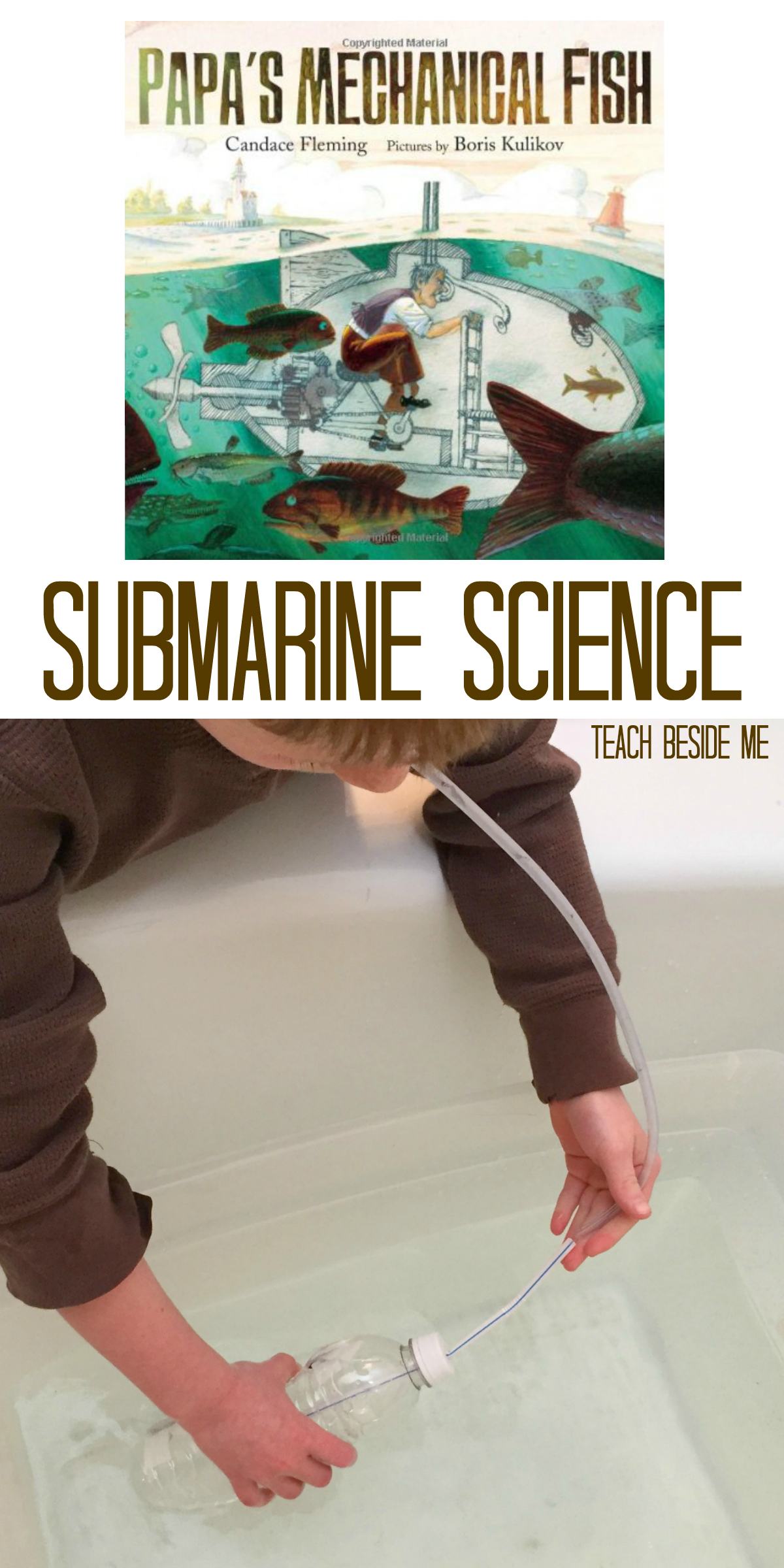 Submarine Science: Papa's Mechanical Fish
