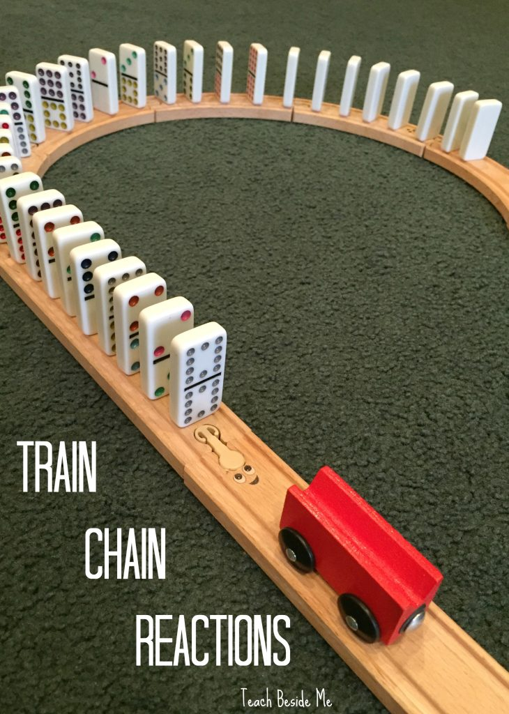 Train Chain Reactions