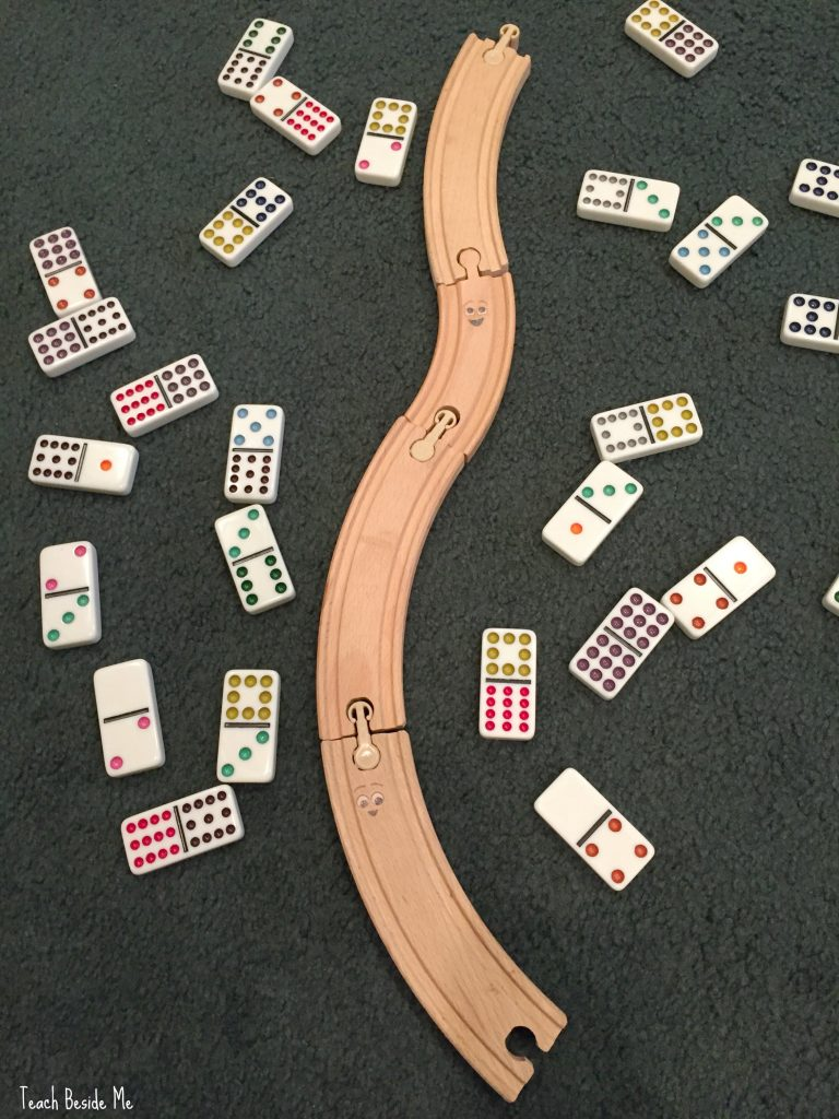 Trains & Dominoes