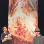 Brandon Mull's New Book: DragonWatch