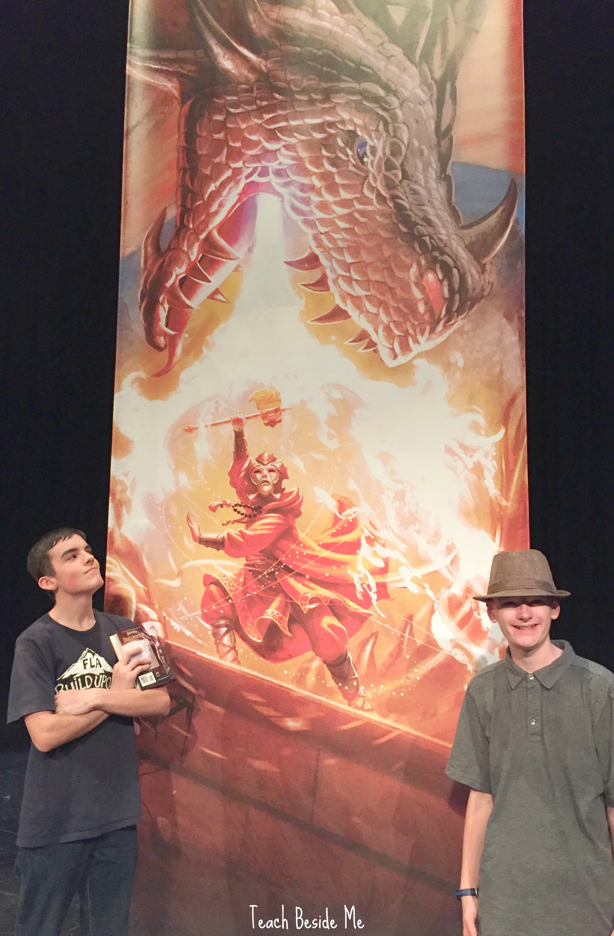 Brandon Mull's New Book: DragonWatch