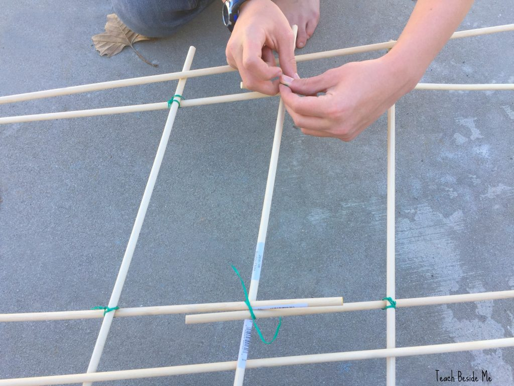 engineering- bridge building