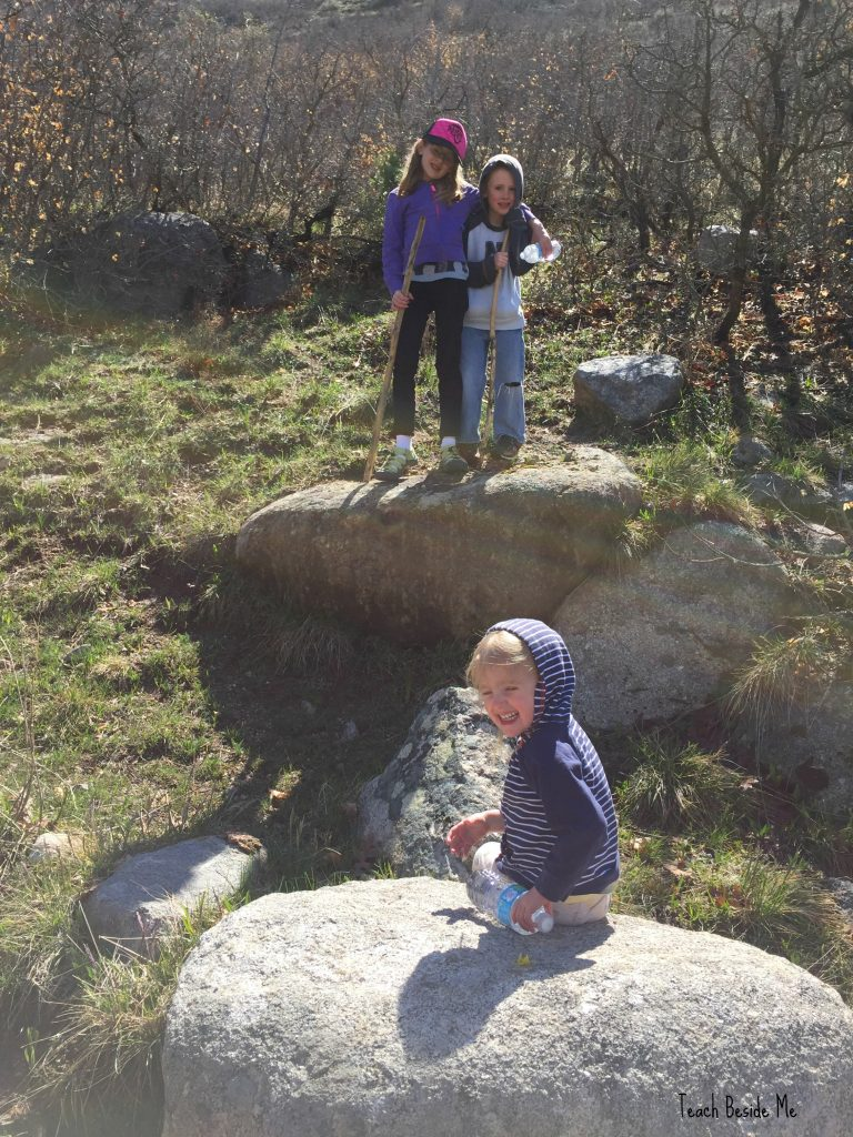 hiking tips for families