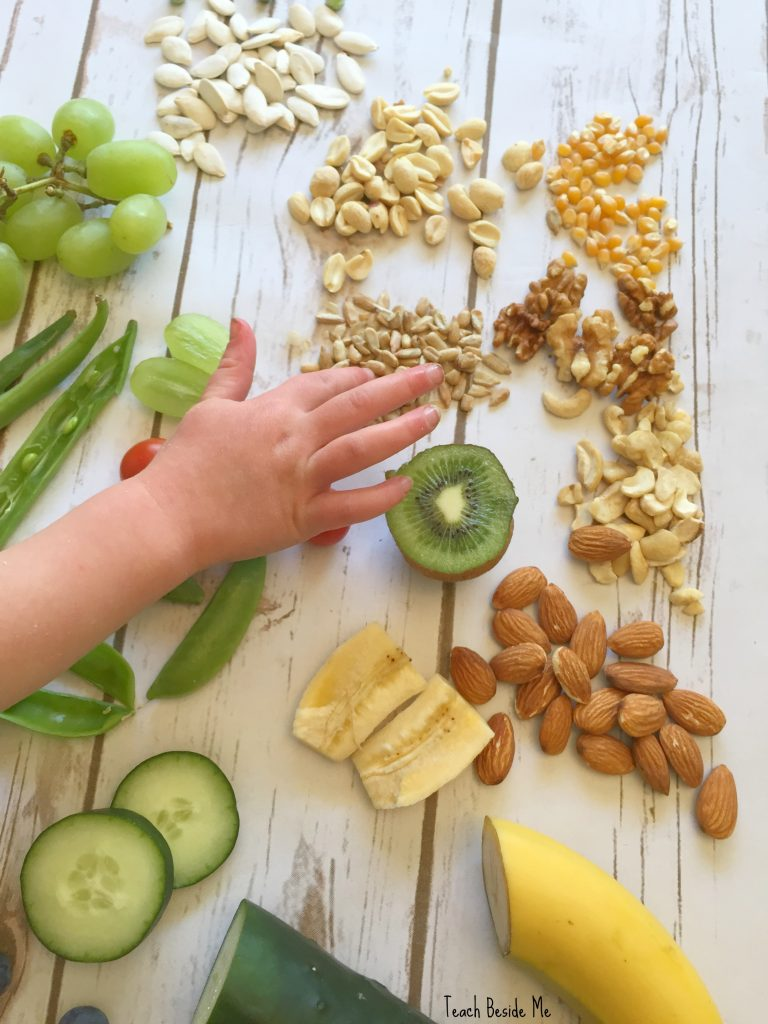 the seeds we eat nature sensory science for kids great with eric
