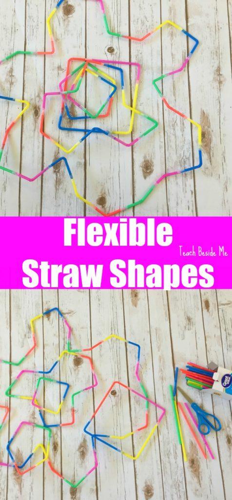 Flexible Straw Shape Building