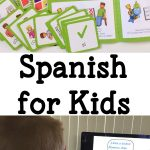 Calico Spanish Curriculum for Kids