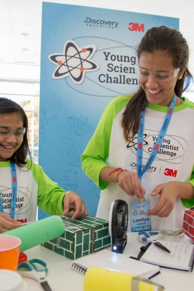 STEM Teaching: Young Scientist Challenge