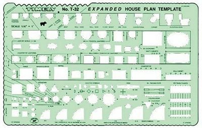 architect house plan template