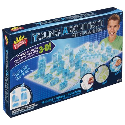 young architect city planner kit