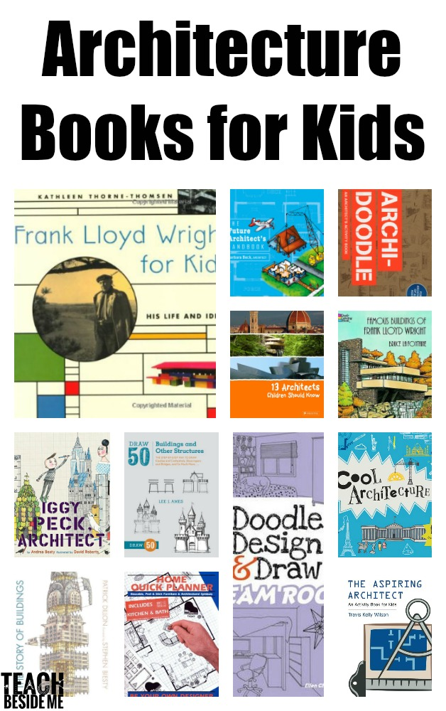 Architecture Books for Kids