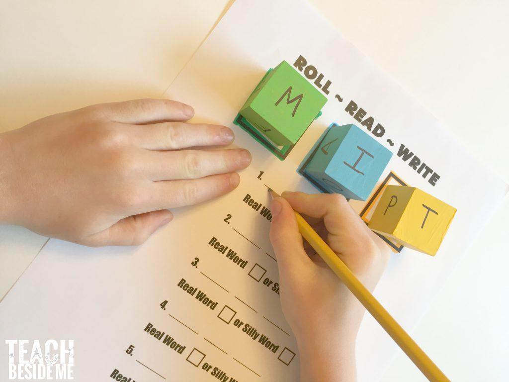 Reading Spelling Game for Kids