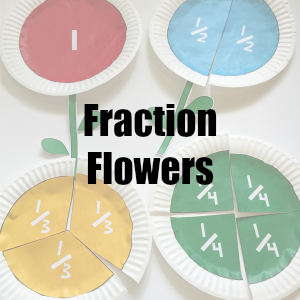 Fraction Flowers