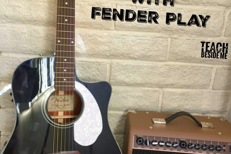 Online Guitar Lessons for Teens