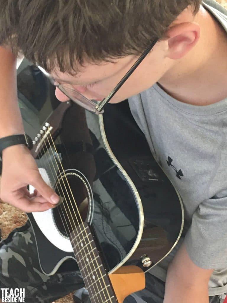 fender online guitar lessons for teens