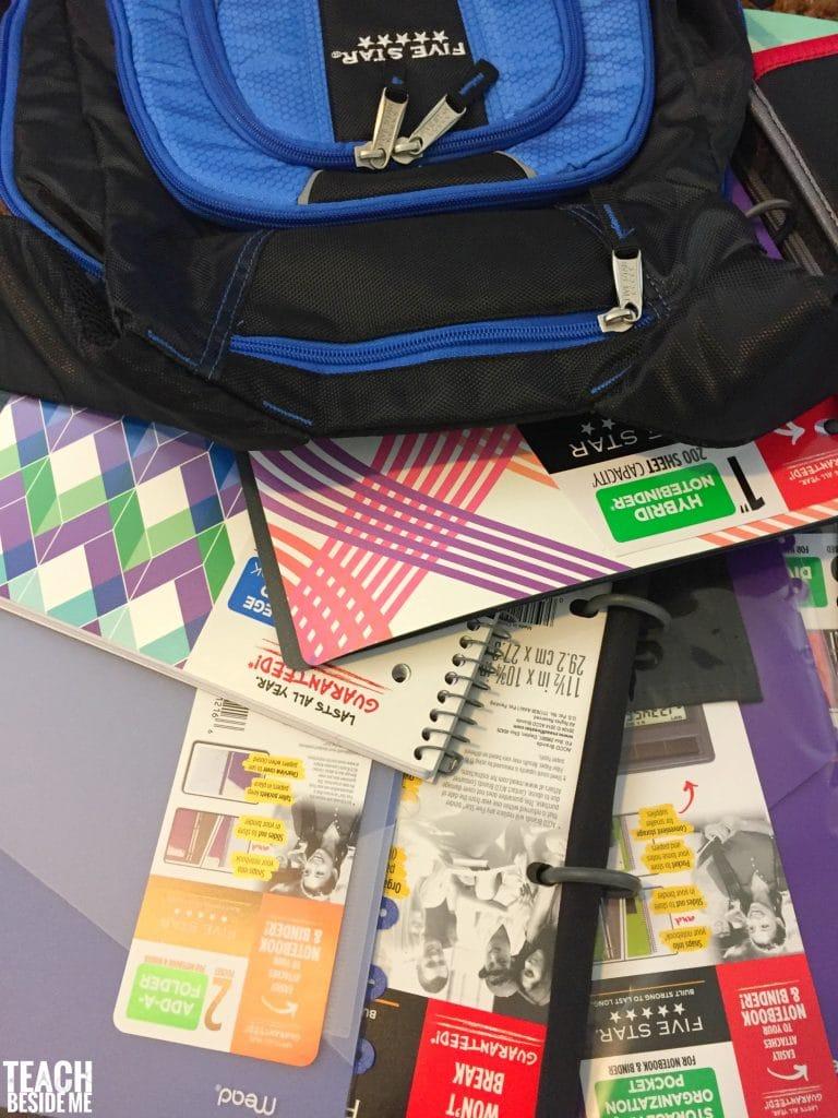 5-star school supplies