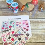 Lunch Time Bingo & Lunch Packing Guide