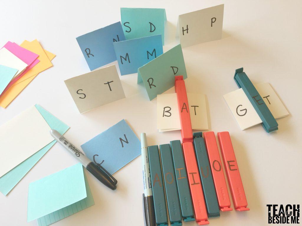 spelling game- word builders