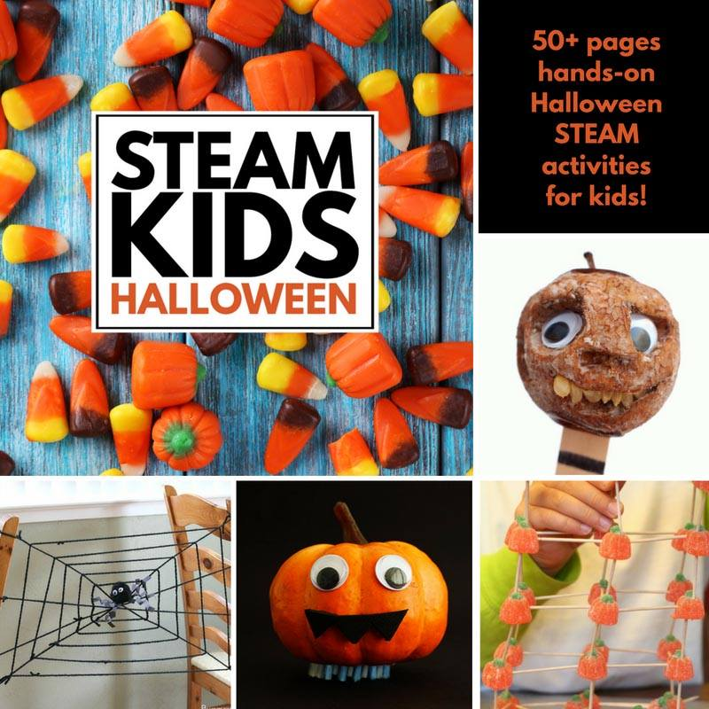 STEAM Kids Halloween