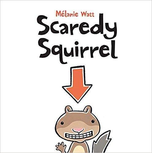 Scaredy Squirrel Book Activity
