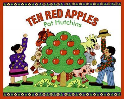 Ten Red Apples- Apple Math