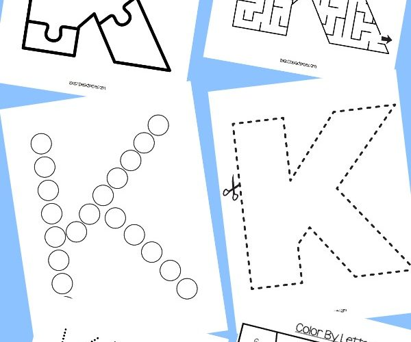 letter of the week preschool letter k activities teach beside me
