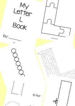Letter of the Week: Preschool Letter L Activities