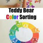 Teddy Bear Color Sorting
