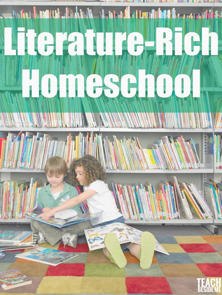 literature rich homeschool