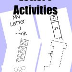 Letter of the Week: Preschool Letter J Activities